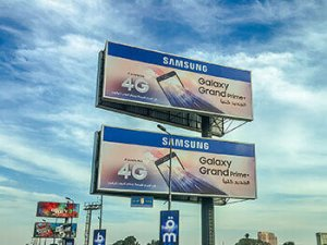 Samsung enters Egypt's 4G with a brand new smartphone