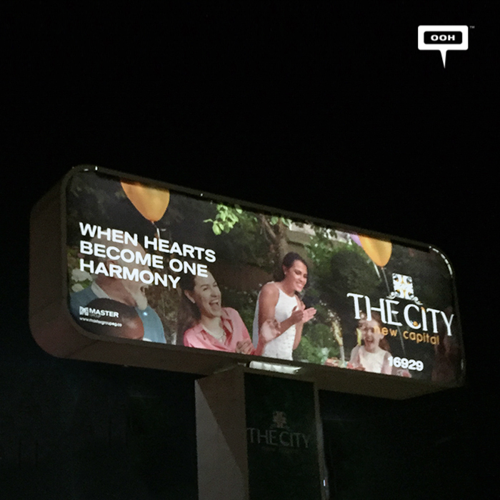 The City renews OOH messaging again