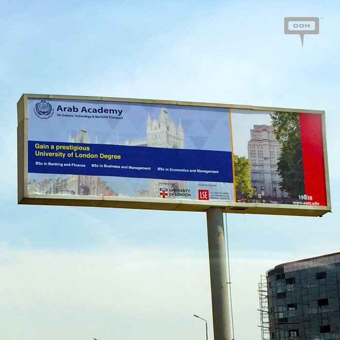 Arab Academy announces partnership with University of London