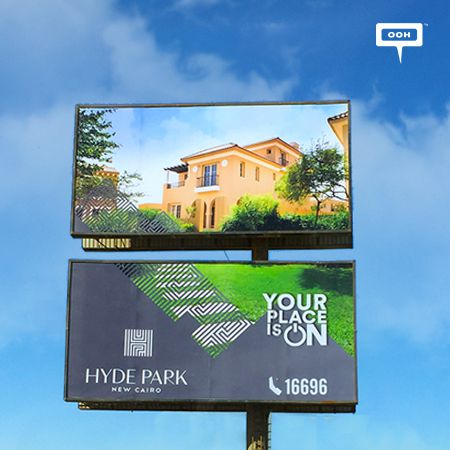 Hyde Park reignites promotion of New Cairo project with OOH campaign